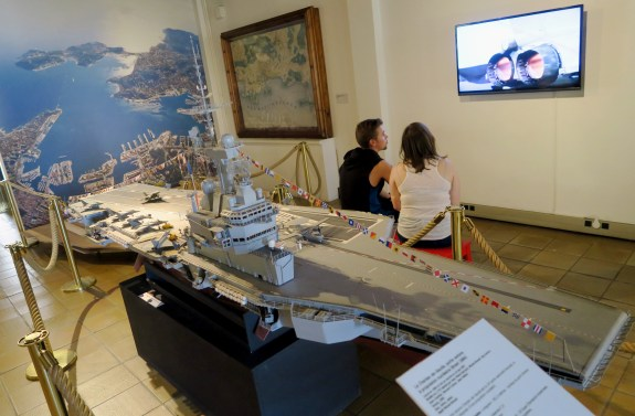 National Navy Museum Toulon France
