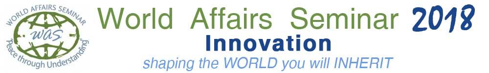 Innovation, 2018 Seminar Kicks off Saturday, June 23