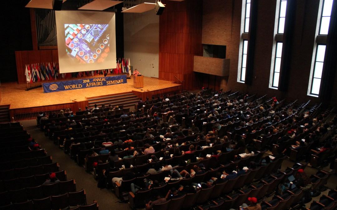 WAS 2018 Keynote Speakers