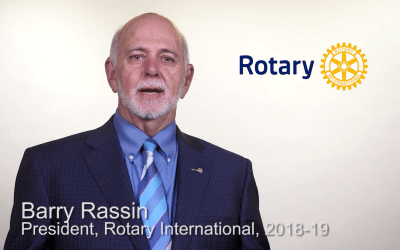 RI President 18-19 Barry Rassin Addresses 2018 Seminar
