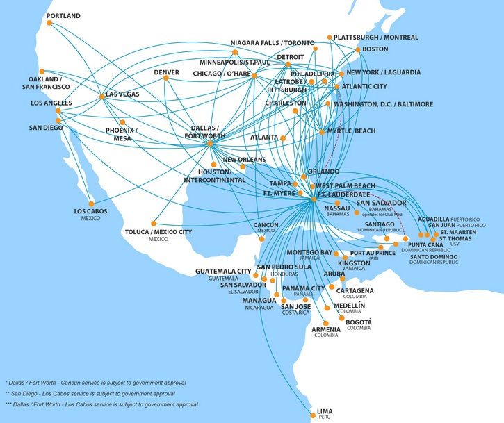 Spirit Airlines  World Airline News  Page 13