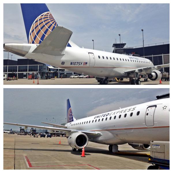 Ua Mesa Airlines Dba United Express