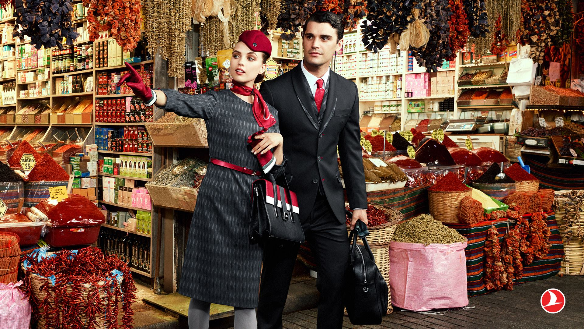 Turkish Airlines introduces new cabin crew uniforms