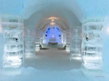 Ice Hotel Holiday Alta Norway Sorrisniva Chapelle