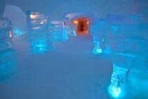 Ice Hotel Holiday Alta Norway Sorrisniva Interior