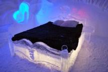 Ice Hotel De Glace Quebec Canada
