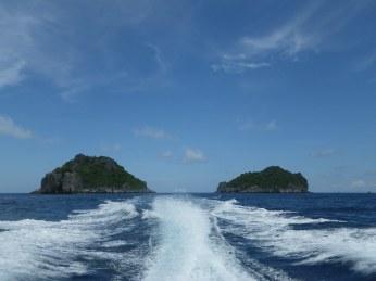 Goodbye Koh Wao, great snorkeling!
