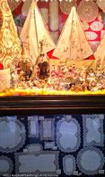 Lace is one of Bruge's historical trades. Make sure what you buy is local and not made in China!