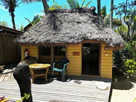 How cute is this little hut? Bure levu