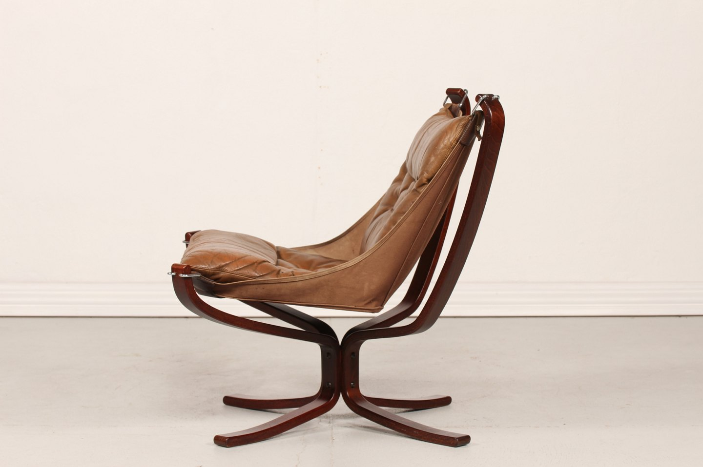 Falcon Chair Sigurd Ressell Low Falcon Chair