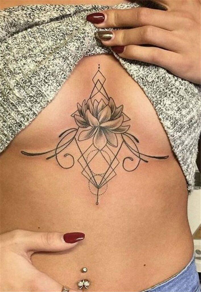 Girls Tattoos On Chest : girls, tattoos, chest, Women, CHEST, TATTOOS, Worldareg.com
