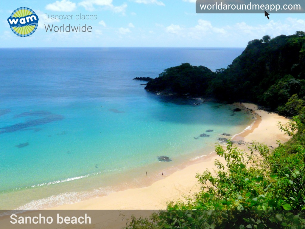 Top 10 Beaches In Brazil World Around Me App