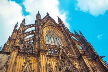 gothic cathedral colonia catholic architecture churches patrimonio famous examples amazing keulen catedral mundial koeln dom alemania opvallende hoogte koln