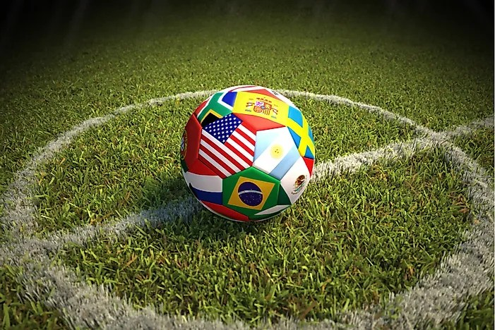 Which Are The World's Smallest Nations To Qualify In The