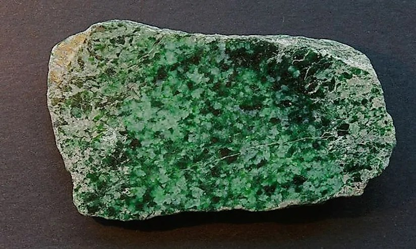 Grüner Stein Putzmittel Rarest Gemstones On Earth - Worldatlas.com