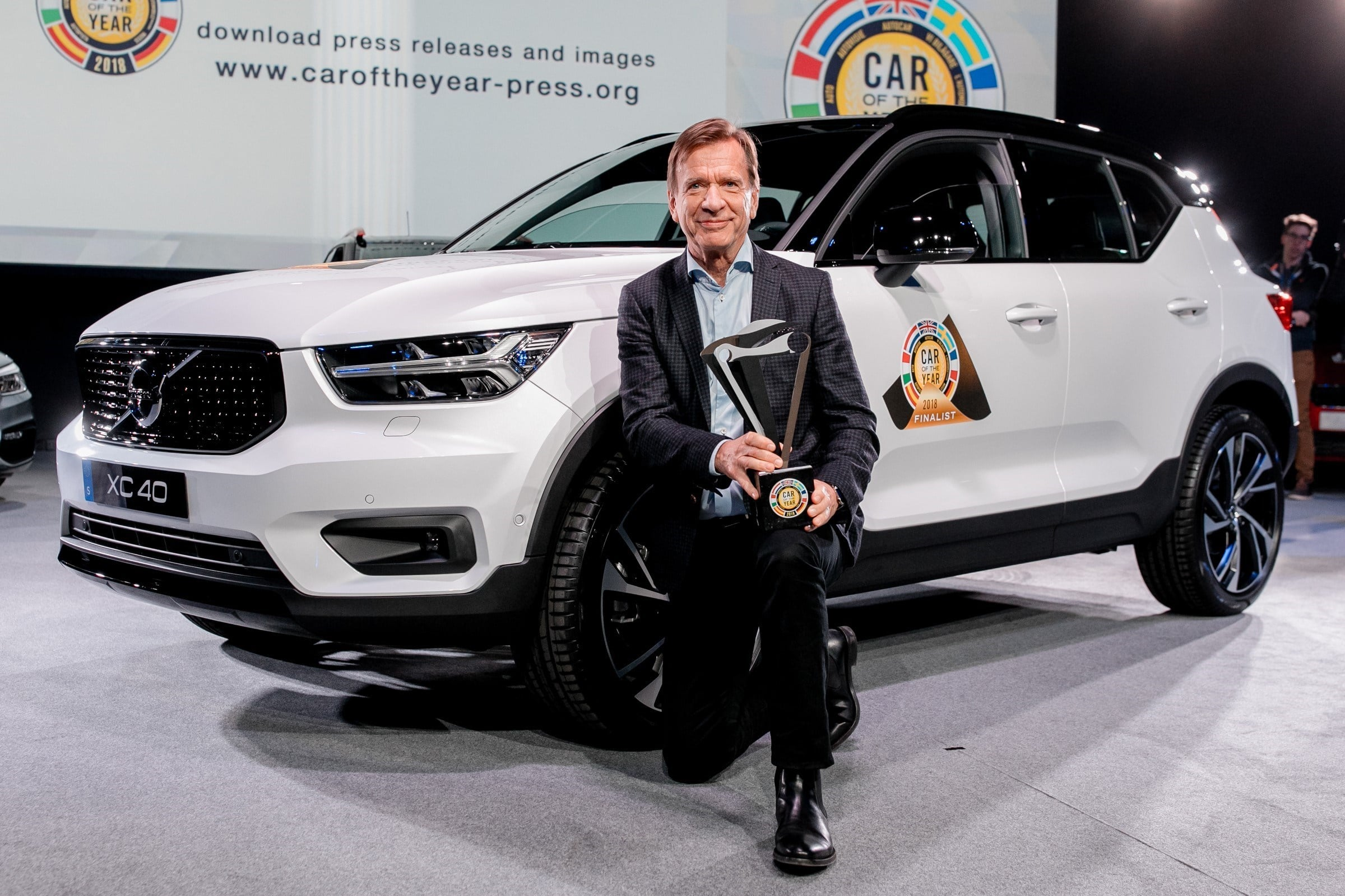 How does the acura rdx compare to the volvo xc40? Volvo Xc40 Eu Car Of The Year Worldautosteel