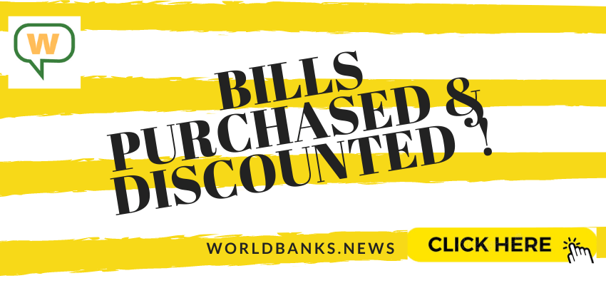 BILLS PURCHASED & DISCOUNTED!