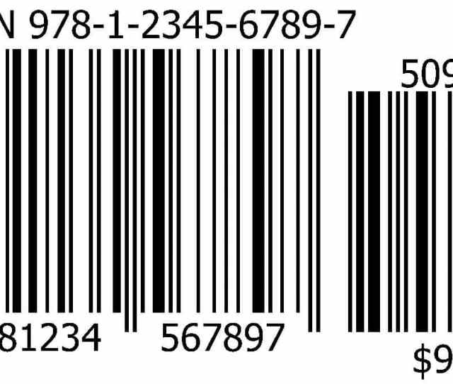 Isbn Barcode With Price Code