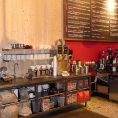 Coffee Bar In Kitchen Quartz Sinks A New Wave Of Shops Tiago 43