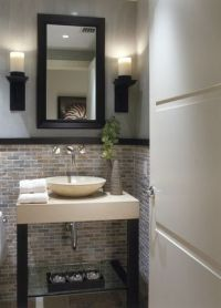 5 ways making half bathroom remodel | Bathroom designs ideas