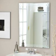 Small bathroom mirrors and big ideas for interior small ...