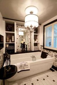 Paris bathroom decor, 40 photo | Bathroom designs ideas