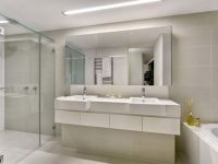 Large bathroom mirror: 3 design ideas | Bathroom designs ideas