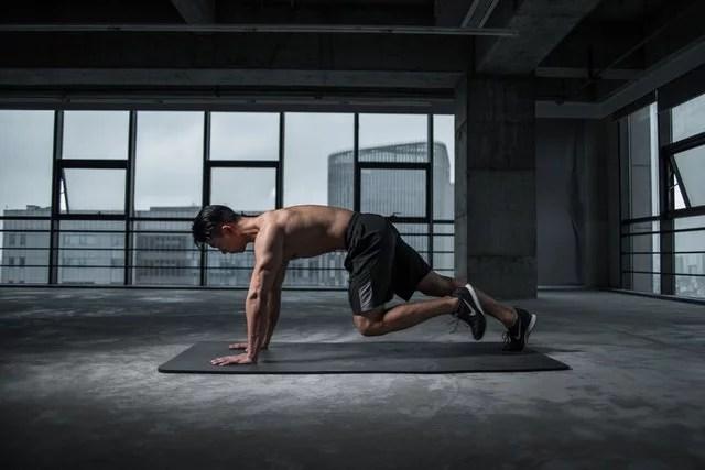 workout soreness