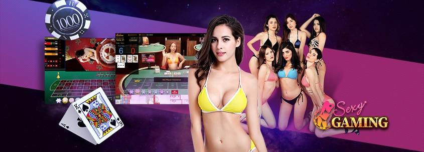 Melihat Permainan Casino di Provider Sexy Gaming...