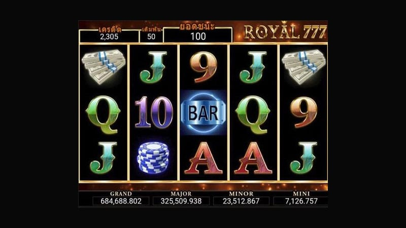 royal777 gclub slot