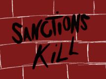 Afbeeldingsresultaat voor sanctions kill