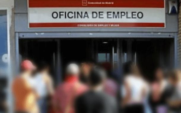 безработицата в испания