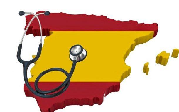здравеопазването в Испания