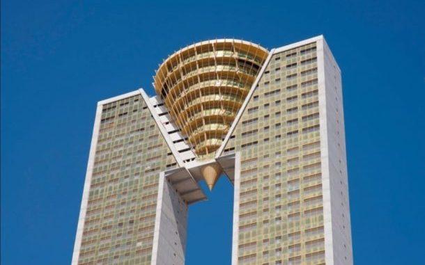 жилищен небостъргач
