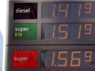 горивата в Испания