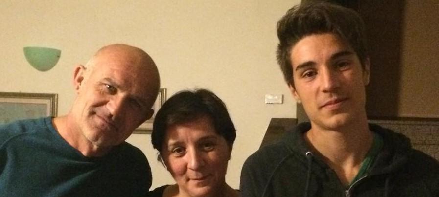 The Wonderful Family of the Trenton's, Lerino, Italy