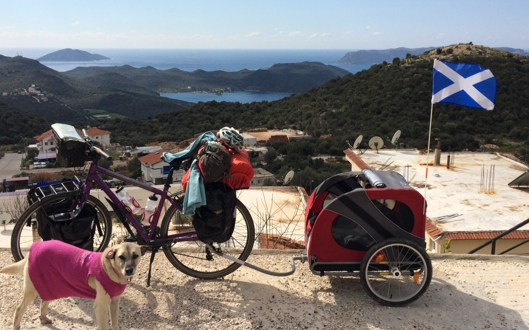 Cycling 25 stone – we might not make it!