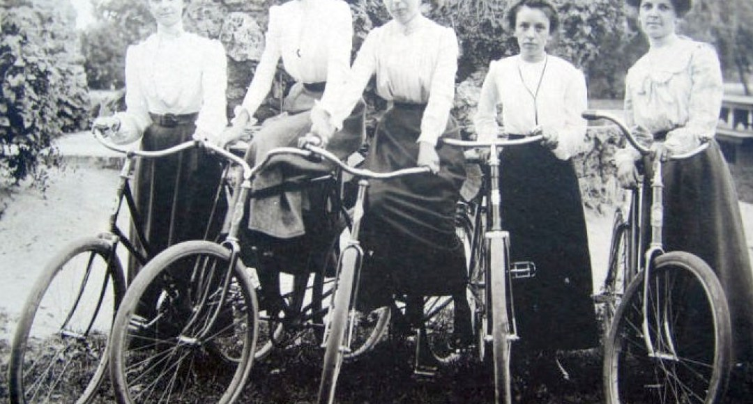 History of Cycling; Women and Social Revolutions