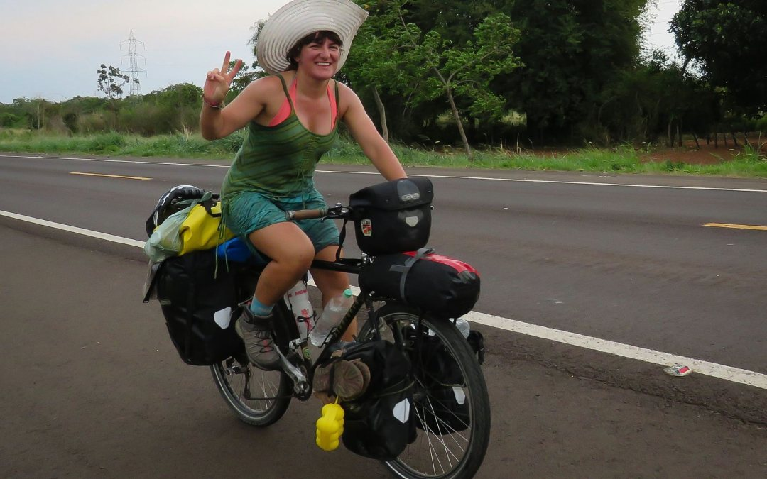 3 YEARS OF CYCLING ADVENTURES AROUND THE WORLD (VIDEO)
