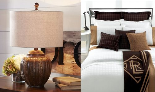 lamp bed