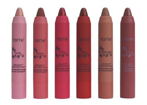 tarte lipstick