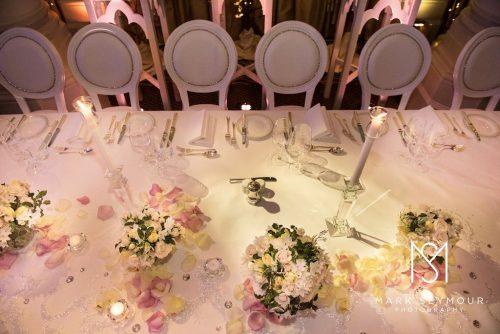Langham London Wedding (credit Mark Seymour)