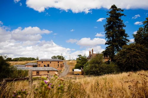 The Granary at Fawsley, Northamptonshire, England. Photo by Chapter One Photography.