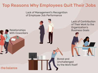 Good Employees leave