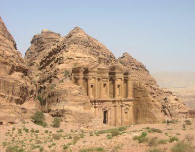 Wie es ist, noch nie in Petra gewesen zu sein – ein Blogpost völliger Ahnungslosigkeit