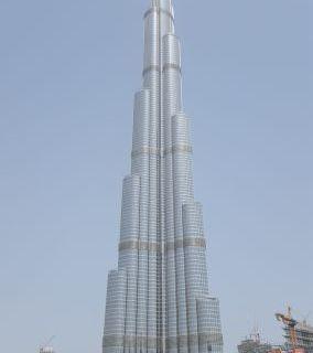 Dubai – oder: Sightseeing in 4 Stunden!