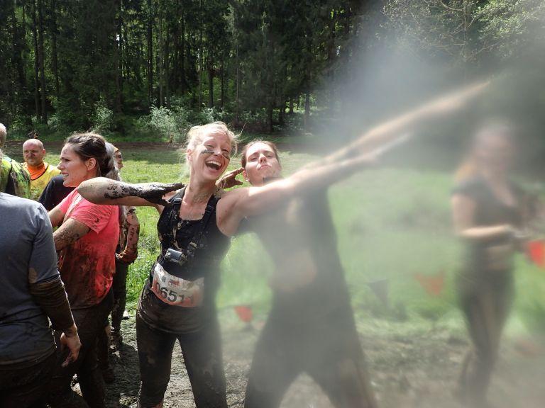 Tough Mudder Lauf Erfahrungsbericht