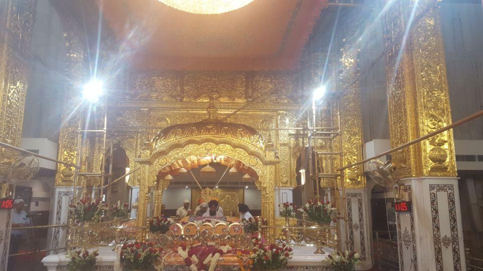Sikh Tempel, Delhi