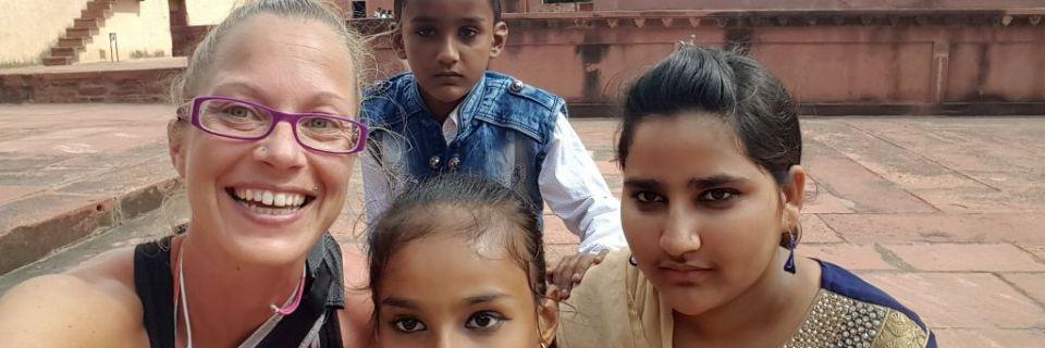 Fatehpur Sikri – wenn Wasser zur Ironie des (geschichtlichen) Schicksals wird