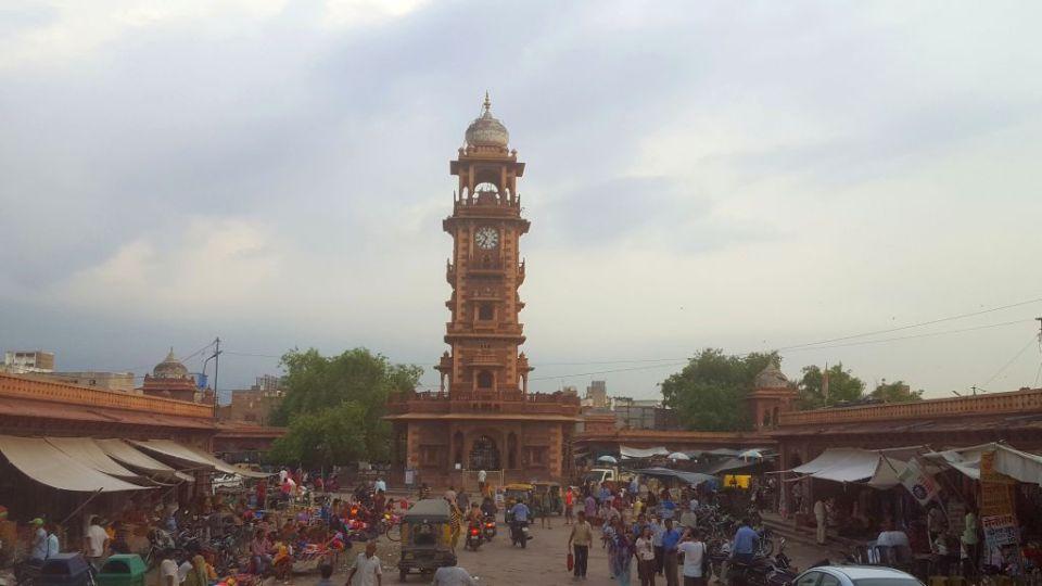 Uhrenturm Jodhpur